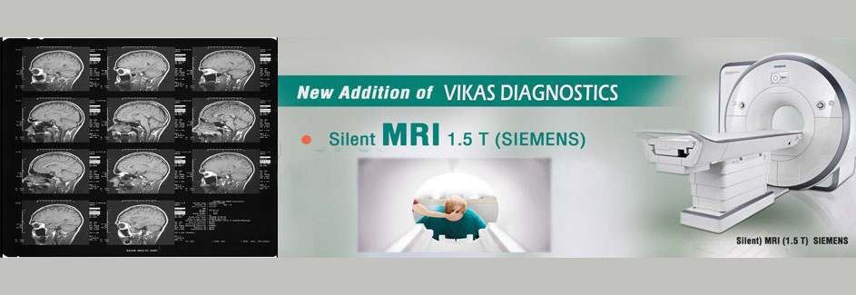 SILENT MRI 1.5T SIEMENS